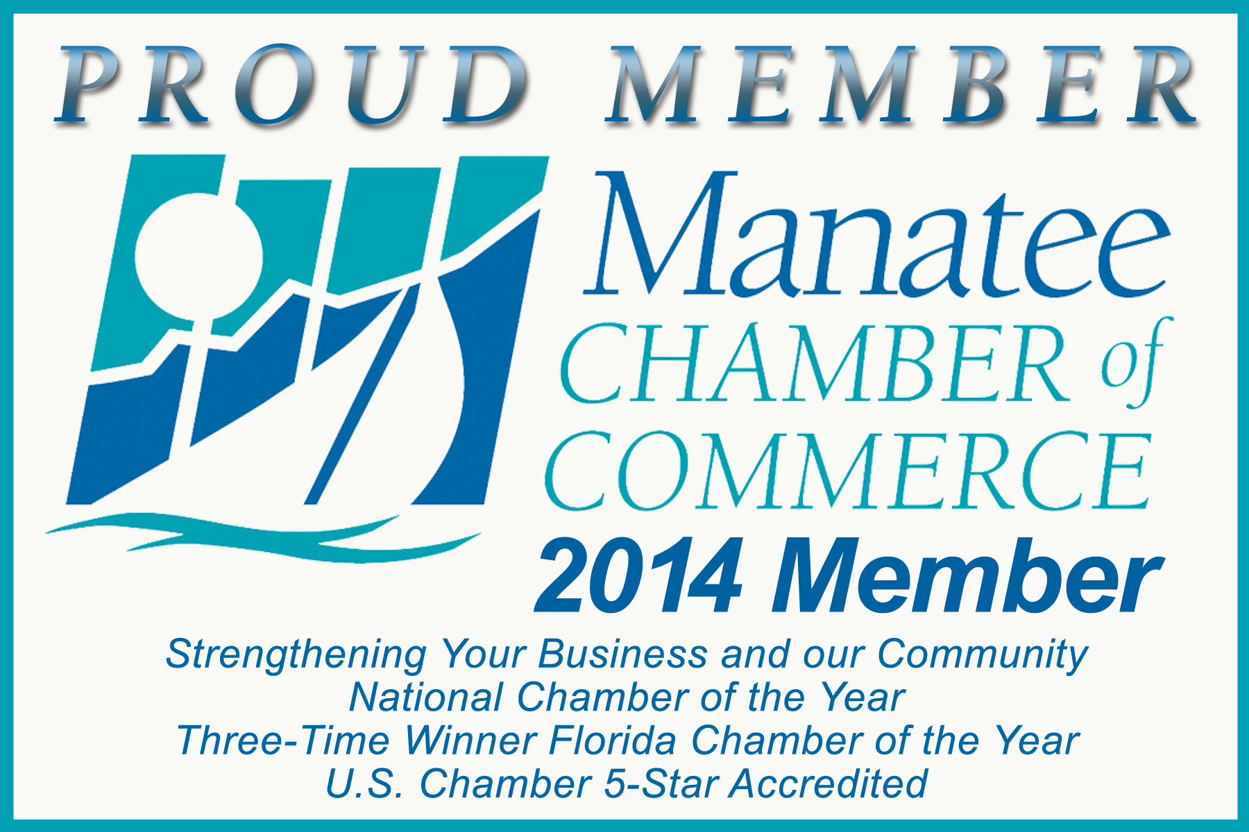 Manatee Chamber of Commerce member
